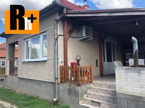 10. obrázok Na predaj Iža s veľkým pozemkom rodinný dom