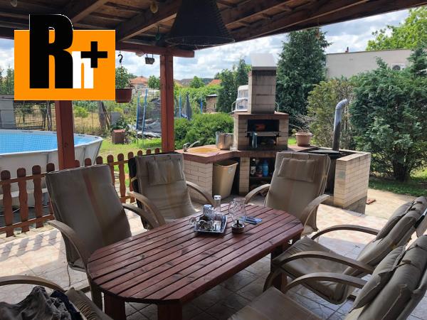 9. obrázok Na predaj Iža s veľkým pozemkom rodinný dom