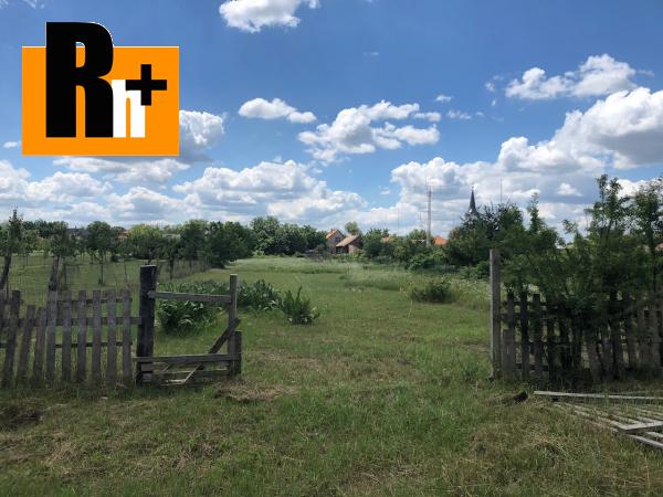 Foto Na predaj pozemok pre bývanie Iža -