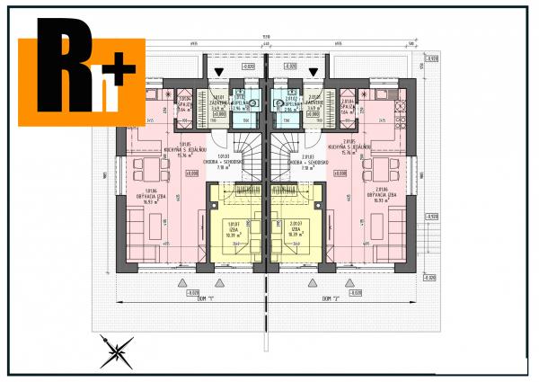 8. obrázok Rodinný dom na predaj Dolná Breznica NA KĽÚČ - exkluzívne v Rh+
