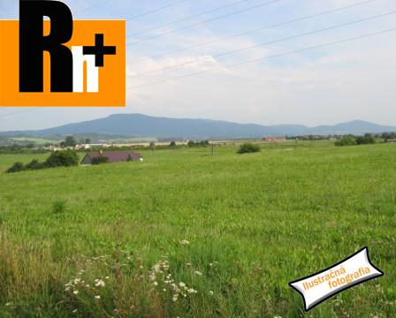 Foto Na predaj Turčianske Jaseno pozemok pre bývanie - TOP ponuka
