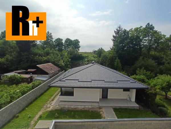 Foto Na predaj Žilina Trnové 4-izbový bungalov rodinný dom - exkluzívne v Rh+