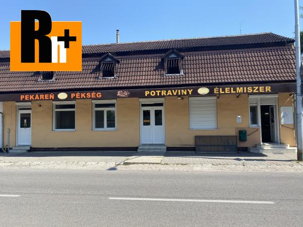 Foto Na predaj výrobné priestory Komárno zabehnutá pekáreň a obchod
