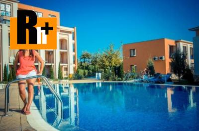 Na predaj 1 izbový byt Bulharsko Nessebar s výhľadom na more - TOP ponuka