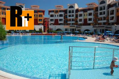 1 izbový byt na predaj Bulharsko Pomorie-Aheloy 49m2 zaiadený - TOP ponuka