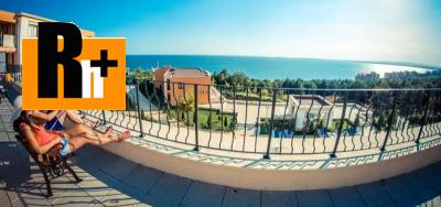 Na predaj 1 izbový byt Bulharsko Nessebar-Saint Vlas s výhľadom na more - TOP ponuka
