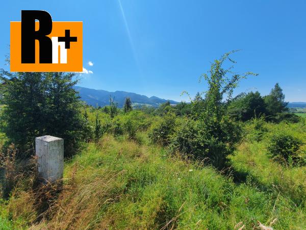 Foto Na predaj pozemok pre bývanie Varín 645m2 Pod Jedľovinou - exkluzívne v Rh+