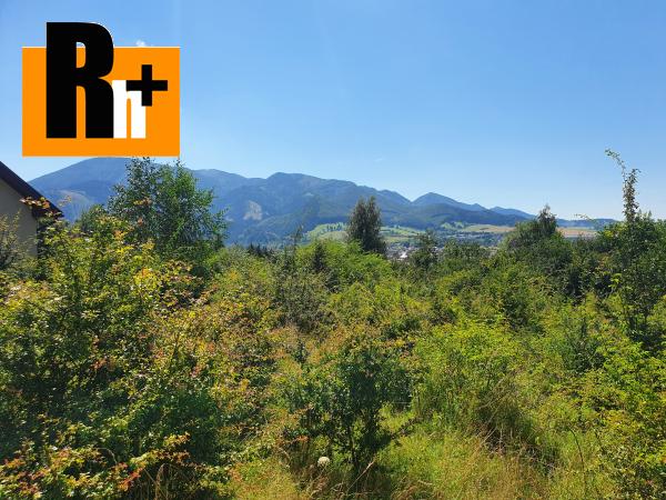 3. obrázok Na predaj pozemok pre bývanie Varín 645m2 Pod Jedľovinou - exkluzívne v Rh+