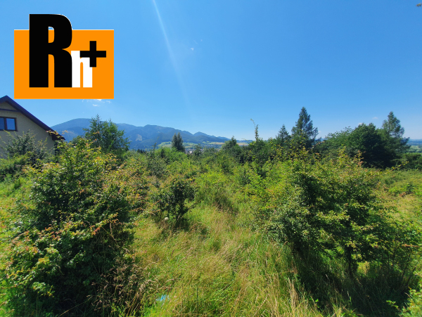 4. obrázok Na predaj pozemok pre bývanie Varín 645m2 Pod Jedľovinou - exkluzívne v Rh+