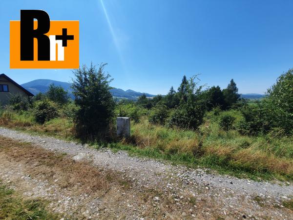 5. obrázok Na predaj pozemok pre bývanie Varín 645m2 Pod Jedľovinou - exkluzívne v Rh+