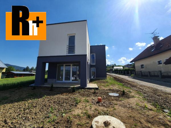 Foto Rodinný dom na predaj Rajecké Teplice Konská - Novostavba - TOP ponuka