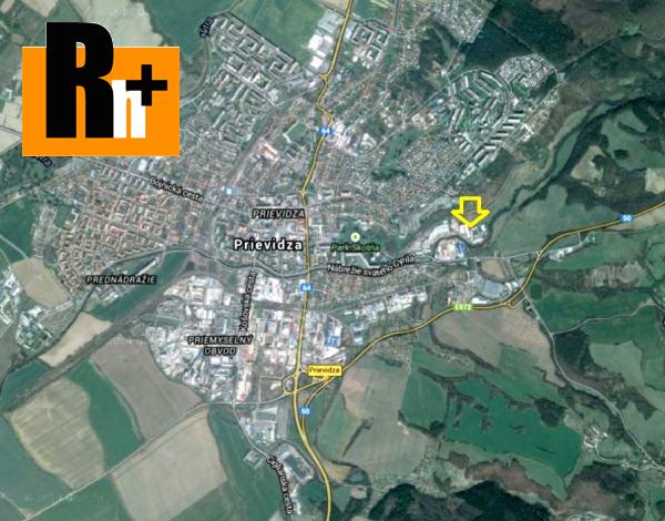 Foto Pozemok pre komerčnú výstavbu na predaj Prievidza - 3700m2
