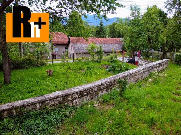 Foto Vidiecky dom Mošovce na predaj - TOP ponuka