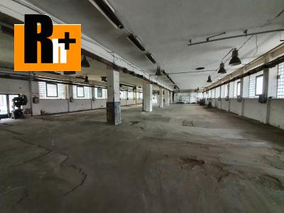 Na prenájom priemyselný areál Veľké Rovné 900 m2 ihneď k dispozícii - TOP ponuka