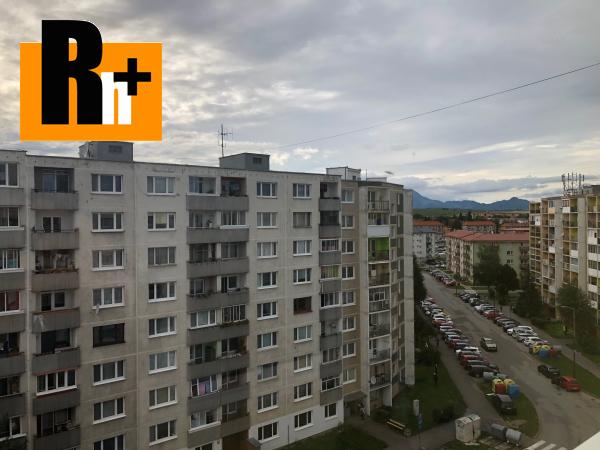 13. obrázok Kežmarok 3 izbový byt na predaj - s balkónom