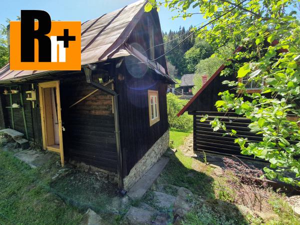 Foto Na predaj Veľké Rovné víkendová chata - exkluzívne v Rh+