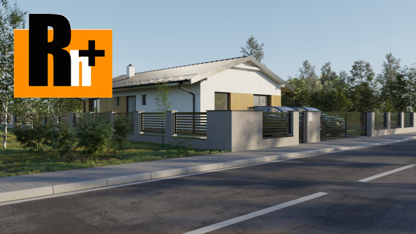 Foto Na predaj Kotešová 4izbová novostavba rodinný dom - TOP ponuka