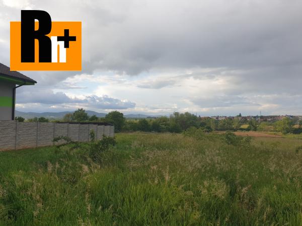 Foto Na predaj Šenkvice 5 km od Pezinka pozemok pre bývanie - TOP ponuka