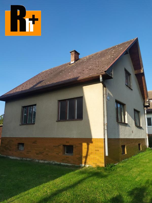 Foto Bystrička na predaj rodinný dom - TOP ponuka