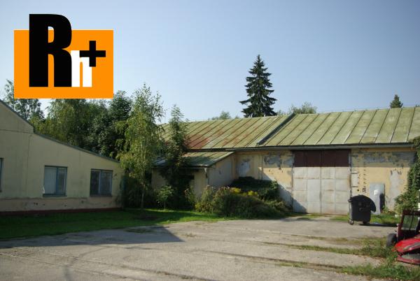 3. obrázok Bytča skladovacie priestory na predaj - TOP ponuka