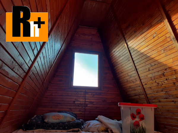 7. obrázok Beckov Sychrov chata na predaj - exkluzívne v Rh+