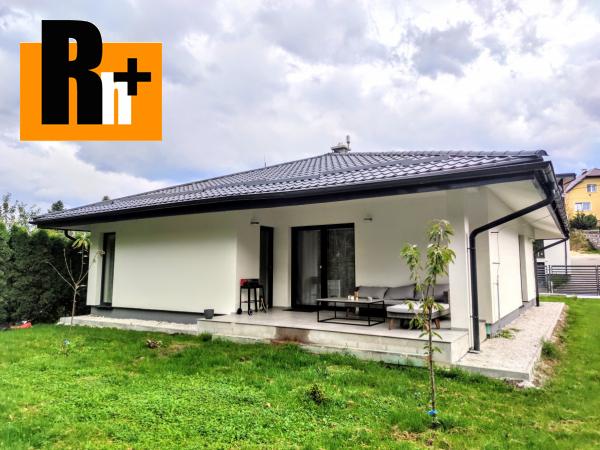 Foto Rodinný dom na predaj Žilina Trnové 4-izbový bungalov So Zariadením - ihneď obývateľný