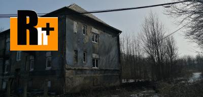 Ostrava Hrušov Pod Haldami nájemní domy na prodej