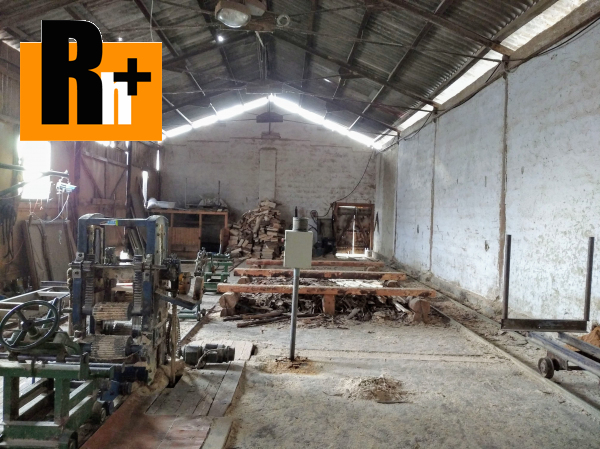 Foto Na predaj výrobné priestory Liešno