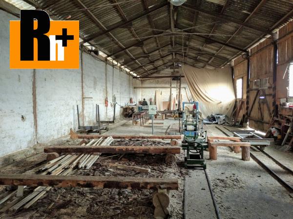2. obrázok Na predaj výrobné priestory Liešno