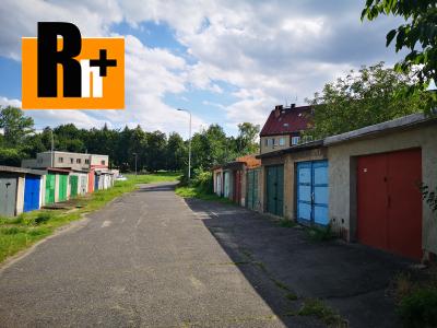Garáž Ostrava Slezská Sionkova na pronájem - snížená cena 3