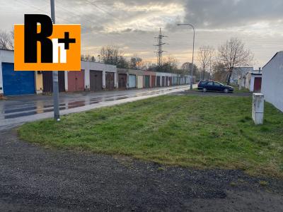 Na prodej garáž Ostrava Zábřeh U Výtopny