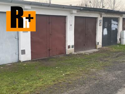 Na prodej garáž Ostrava Zábřeh U Výtopny 1