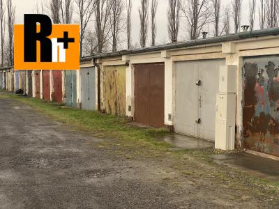 Na prodej garáž Ostrava Zábřeh U Výtopny 3