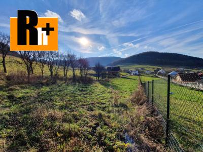 Pozemok pre bývanie Horný Vadičov 1115m2 na predaj - TOP ponuka