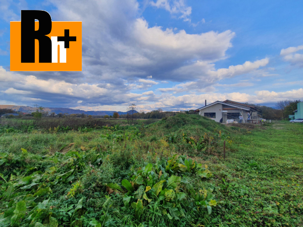 Foto Na predaj pozemok pre bývanie Rosina 1567m2 - exkluzívne v Rh+