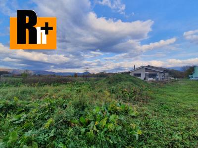 Na predaj pozemok pre bývanie Rosina 1567m2 - exkluzívne v Rh+