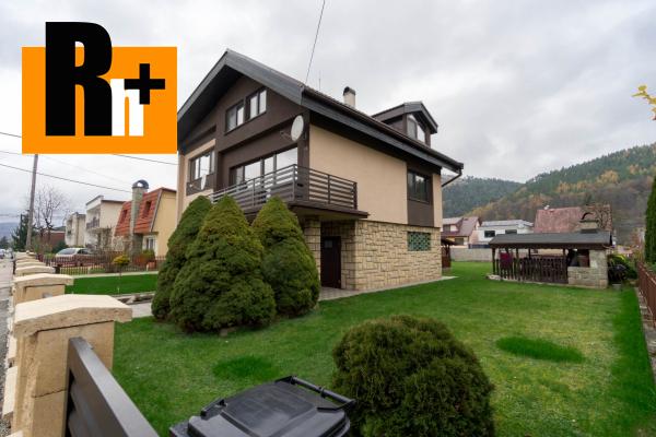 Foto Na predaj Žilina 997m2 rodinný dom - exkluzívne v Rh+