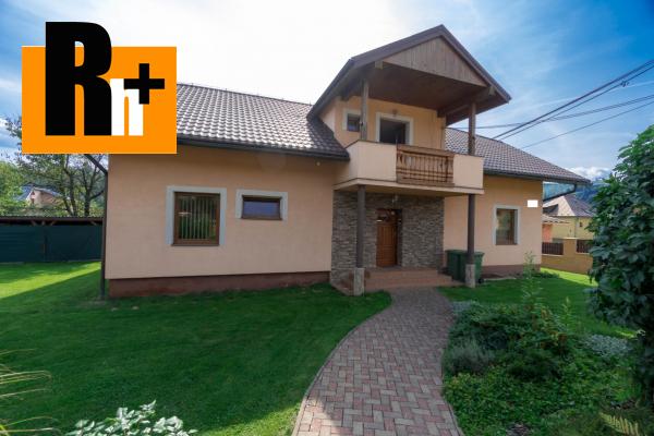 Foto Na predaj Oščadnica Luxusný rodinný dom - TOP ponuka