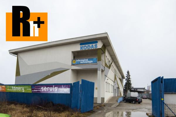 7. obrázok Obchodné priestory na predaj Žilina pozemok 1905m2 - TOP ponuka
