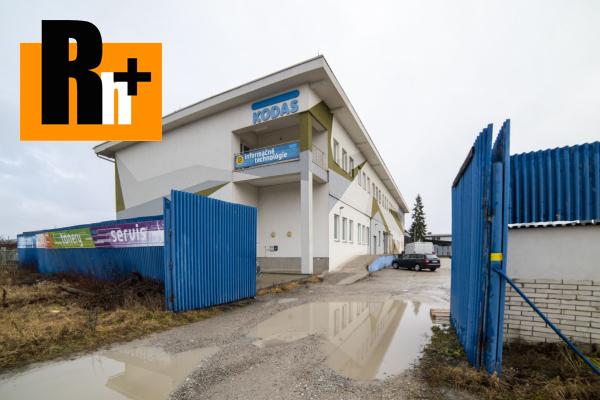 Foto Na predaj priemyselný areál Žilina 1905m2 - TOP ponuka