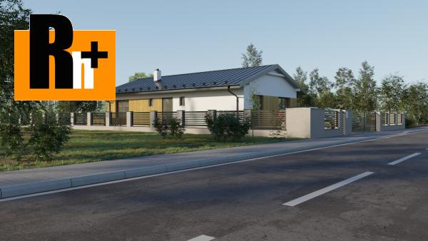 Foto Kotešová 4izbová novostavba HOLODOM na predaj rodinný dom - exkluzívne v Rh+