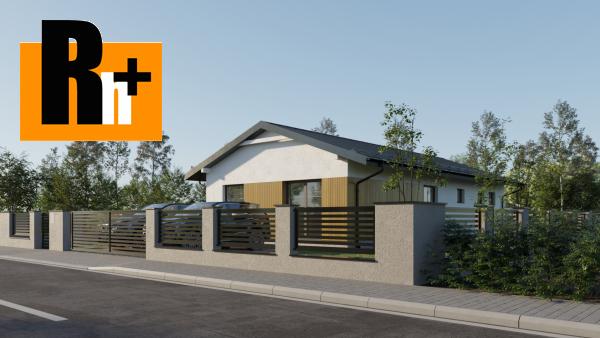 Foto Na predaj rodinný dom Kotešová 4izbová novostavba Hrubá Stavba - exkluzívne v Rh+