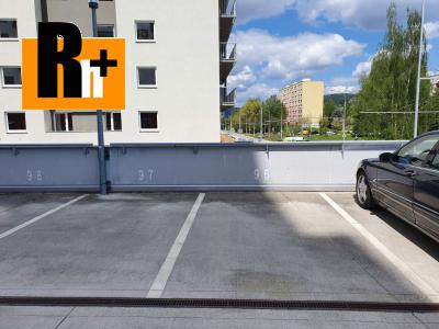 Na prenájom garáž jednotlivá Žilina parkovacie miesto The Cube - ihneď k dispozícii