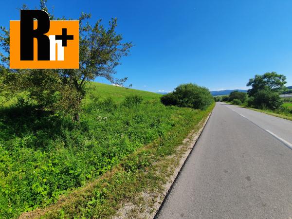 4. obrázok Pozemok pre bývanie Žilina Ovčiarsko 6466m2 na predaj - TOP ponuka