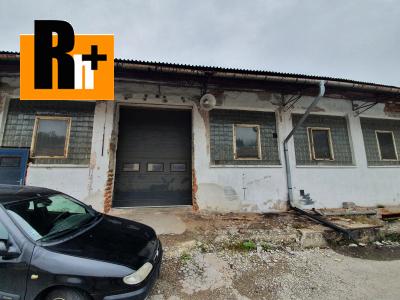 Na prenájom Veľké Rovné 900 m2 ihneď k dispozícii priemyselný areál - TOP ponuka 5