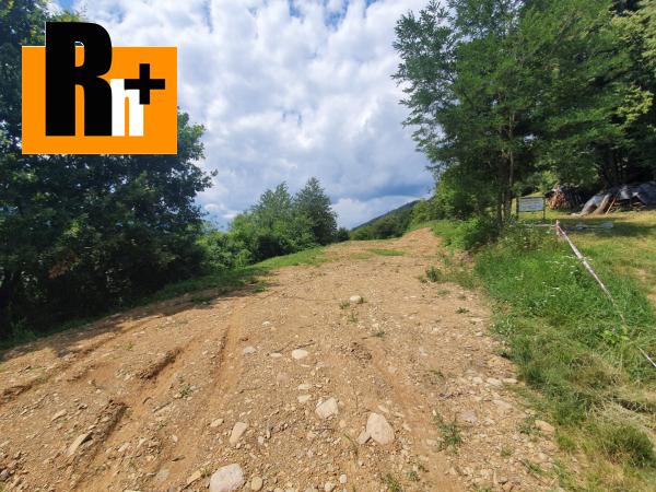 4. obrázok Na predaj Žilina Považský Chlmec pozemok pre bývanie - TOP ponuka
