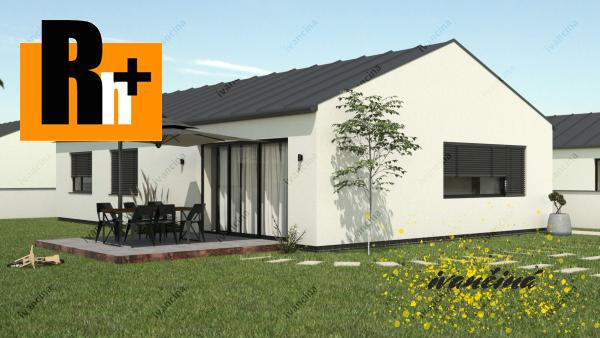 Foto Rodinný dom na predaj Ivančiná - exkluzívne v Rh+
