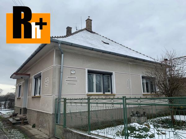 Foto Jurová ***ÚP: 160m2, PP: 1342m2*** rodinný dom na predaj - TOP ponuka