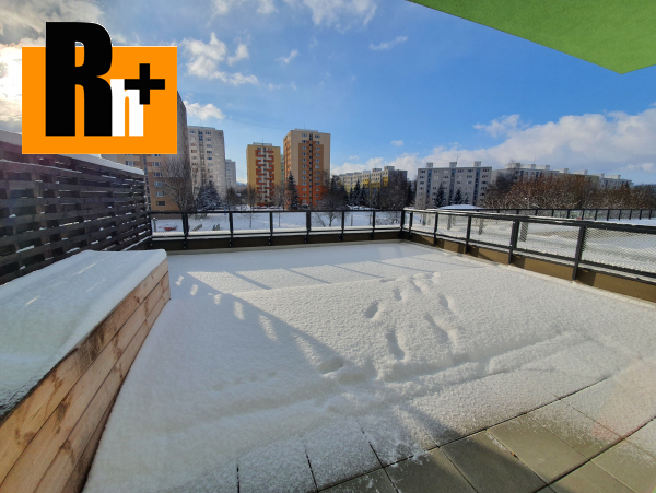 Foto Žilina 55m2 terasa RUDINY na predaj 3 izbový byt - TOP ponuka