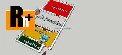 Na predaj Turčianske Teplice 3 izbový byt - TOP ponuka